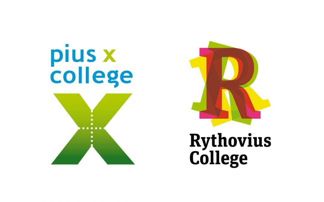 Gastlessen van ondernemers op het Pius X-College en het Rythovius College