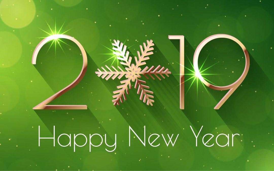 Het nieuwe jaar!