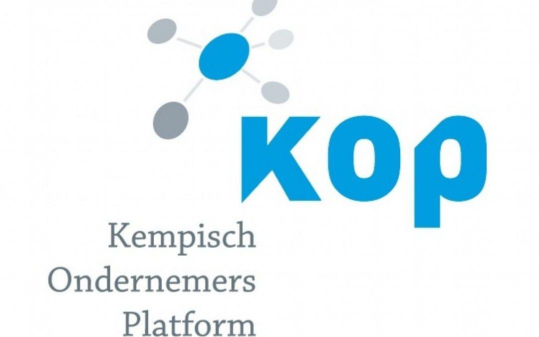 Het Kempisch Ondernemers Platform (KOP) bevordert het ondernemersklimaat