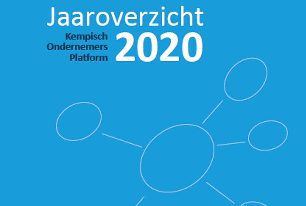 Jaaroverzicht KOP 2020