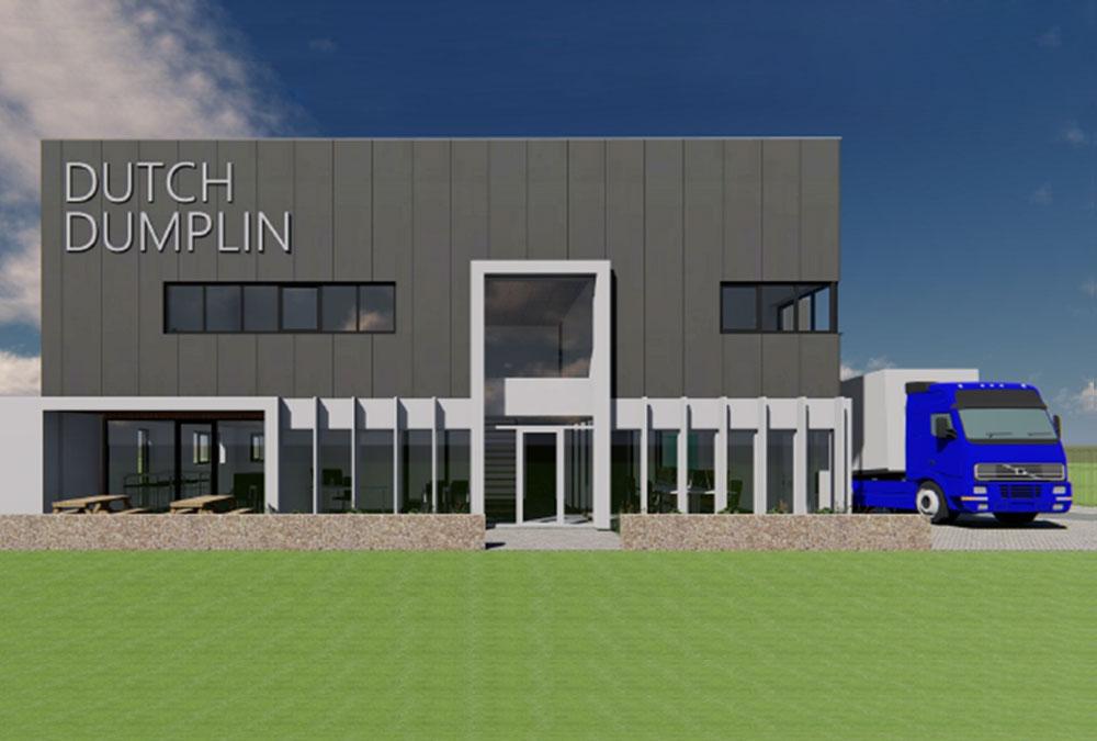 Startup Dutch Dumplin vestigt zich op Kleine Hoeven